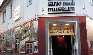 Sankt Pauli Museum: 2 Tickets für den Eintritt in das Sankt Pauli Museum Hamburg (50% sparen)