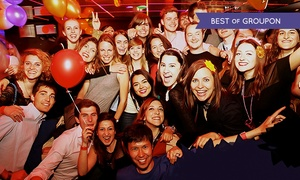 London Gone Wild: Bar Crawl in Two London Locations For Up to Six People from £6.99 with London Gone Wild