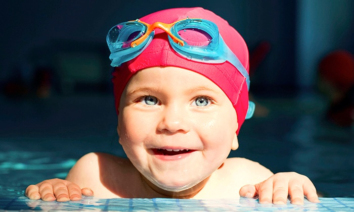 Meridian Sports Club - Fullerton: $49 for Three 30-Minute Private Swim Lessons at Meridian Sports Club ($120 Value)