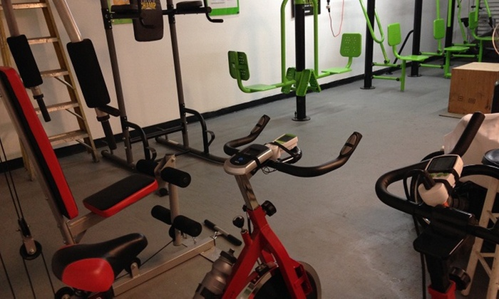 FitCube Fitness Studio - Pomona: $32 for $105 Worth of Services — FitCube Fitness Studio