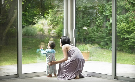Window-Cleaning Services for 15 Windows (a $135 value) - The Window Crew in