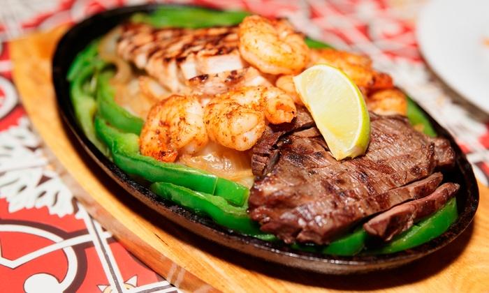 Restaurante La Revolucion - Richmond: $45 for Latin Fusion Dinner for Two at Restaurante La Revolucion (Up to $72.95 Value)
