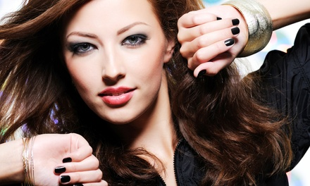 Up to 50% Off Haircut or Smoothing Treatments