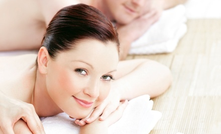 60-Minute Swedish, Deep-Tissue, Aromatherapy, or Couples Massages at Rubyz Day Spa (Up to 61% Off)