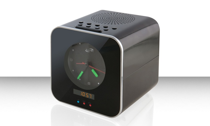 iLive Bluetooth Speaker and Clock Radio (iCB263B): iLive Bluetooth Speaker and Clock Radio (iCB263B). Free Shipping and Returns.