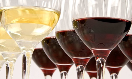 Wine Flights with Take-Home Logo Glasses for Two or Four at Kings Raven Winery (Up to 57% Off)