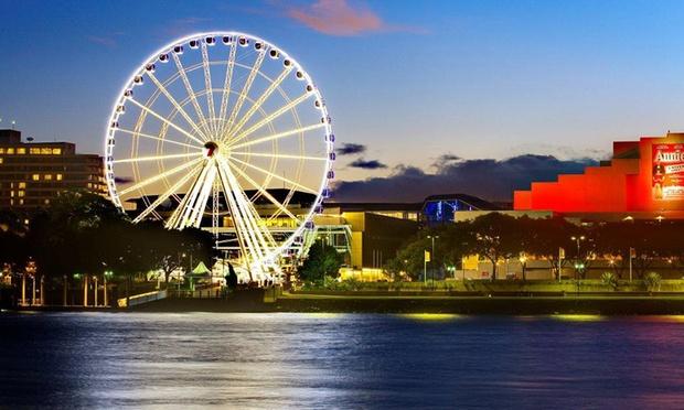 Kết quả hình ảnh cho Wheel of Brisbane