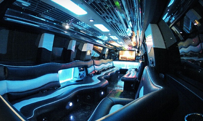 Ozarks Limo - Webster Park/Shady Dell: Three-Hour Party-Limo Ride for Up to 14 Sunday–Thursday or Friday or Saturday from Ozarks Limo (54% Off)