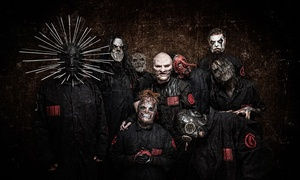 Slipknot with Marilyn Manson and Of Mice & Men: Slipknot with Marilyn Manson and Of Mice & Men on July 31 at 6:30 p.m.