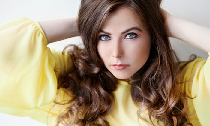 Carol Mavar at Golden Shears - Lodi: Haircut and Deep Conditioning with Optional Color or Highlights from Carol Mavar at Golden Shears (Up to 56% Off)
