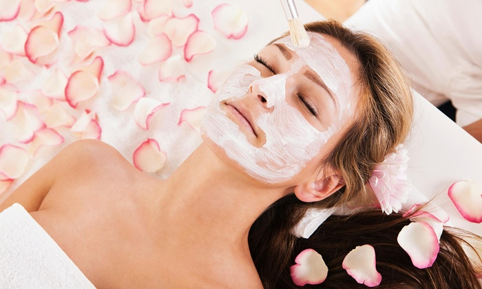 Adams Massage Therapy And Medi Spa - 400 West: Up to 55% Off Anti-Aging and Acne Clay Peel Facials at Adams Massage Therapy And Medi Spa