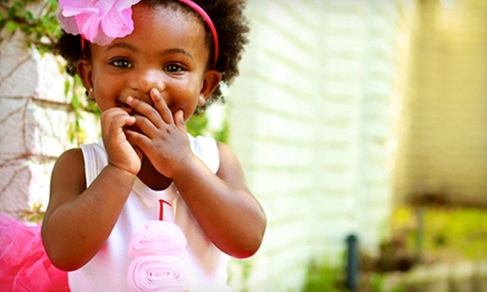 Love and Lollipops Photography - Houston: $59 for a Two-Hour Photo Shoot with Prints and One Digital File from Love and Lollipops Photography ($479 Value)