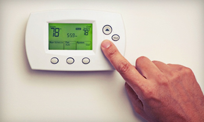 Dial One Hour Heating & Air Conditioning - Indianapolis: $34 for an Air-Conditioner or Furnace Precision Tune-Up from Dial One Hour Heating & Air Conditioning (Up to $89 Value)