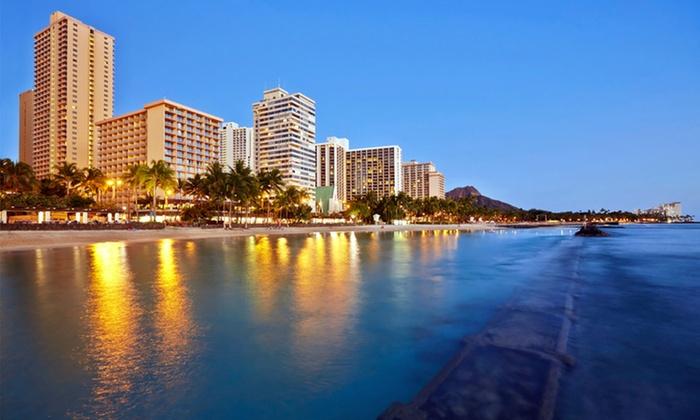 Pacific Beach Hotel In Honolulu Hi Groupon Getaways