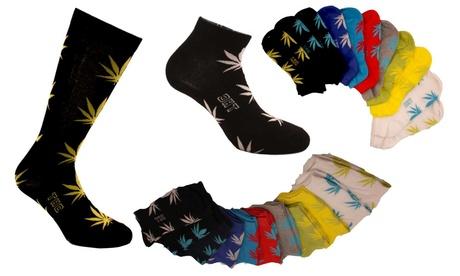 Juego de 12 pares de calcetines para hombre