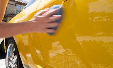 Exterior Wash and Wax or Exterior Detail for a Sedan, SUV, or Small Van at Long Beach Auto Detail (Up to 48% Off)