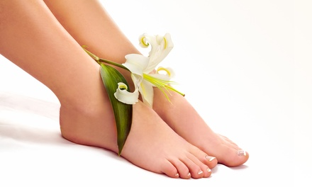 Foot Exam with Medical Pedicure for One $59 or Two People $109 at Nedlands Health Clinic