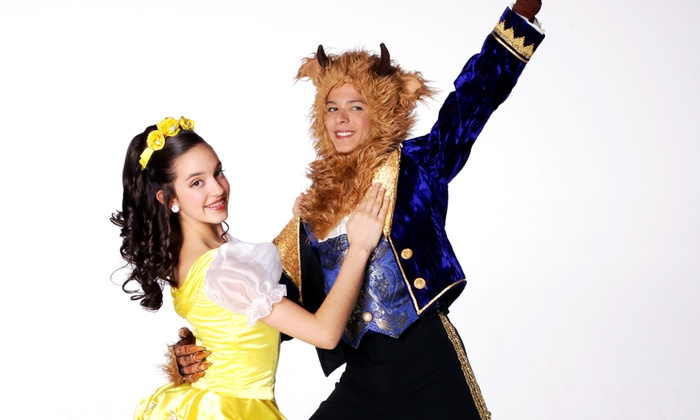 """Ballet Excel Ohio Presents Beauty And The Beast - Akron Civic Theatre: Ballet Excel Ohio Presents """"Beauty and the Beast"""" at Akron Civic Theatre on March 15 or 16 (Up to 60% Off)"""