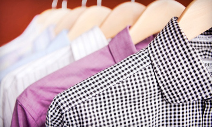 Advantage Cleaners - Rancho San Diego: Dry Cleaning at Advantage Cleaners in El Cajon (Up to 52% Off). Two Options Available.