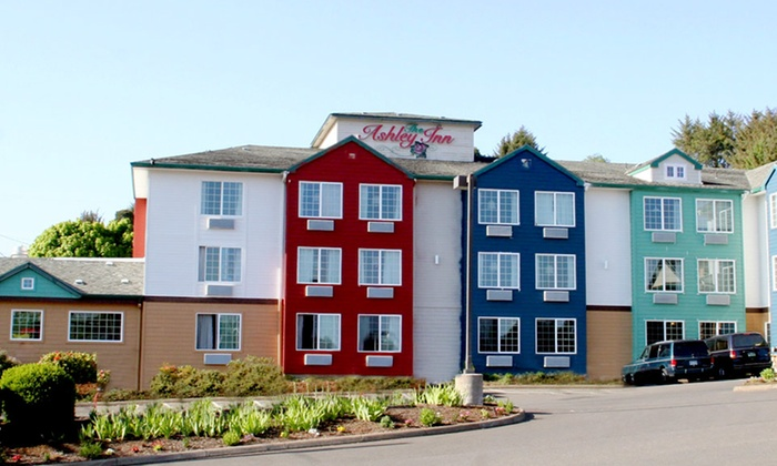Ashley Inn and Suites - Portland: Stay at Ashley Inn and Suites in Lincoln City, OR