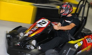 Pole Position Raceway - St. Louis: Two or Three Races at Pole Position Raceway (Up to 63% Off)