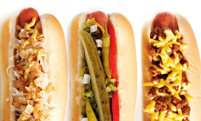 Sonic Drive-In - Multiple Locations: $6 for $10 Worth of American Food and Treats at Sonic Drive-In