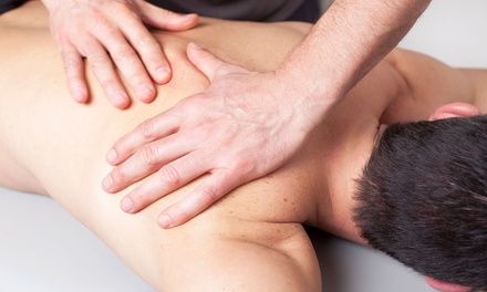 Chiropractic-Exam Packages at Align Chiropractic (Up to 92% Off). Three Options Available.