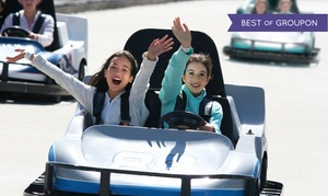 Cool Crest: Three-Attraction Pass with Soda for One, Two, or Four at Cool Crest (50% Off)
