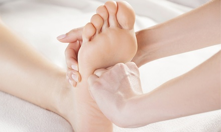60-Minute Foot Reflexology Treatment for One or Three People at Health Foot Massage (Up to 66% Off)
