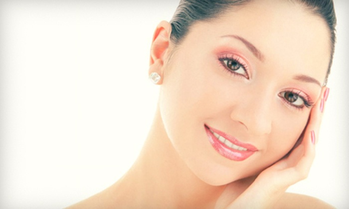 Shape-Up Day Spa - Corona Del Mar: $59 for an Epicuren Non-Surgical Face-Lift at Shape-Up Day Spa in Corona Del Mar ($120 Value)