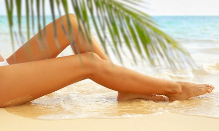 Three Laser Hair-Removal Treatments on a Small, Medium, or Large Area at DermaFashion (Up to 78% Off)