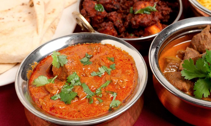 4 Spice Indian Cuisine - Fayette Mall: Indian Food at 4 Spice Indian Cuisine (50% Off)