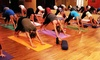 Burn Within Yoga - Gahanna: 5 or 10 Classes at Burn Studio (55% Off)