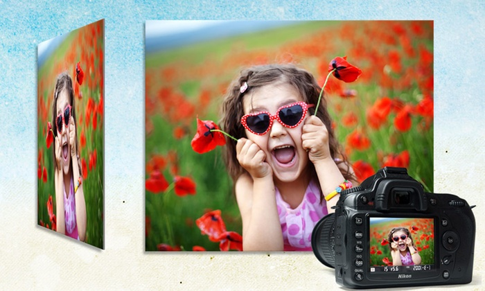 "Picture It On Canvas 16""x20"" Custom Photo on Metal: Picture It On Canvas 16""x20"" Custom Photo on Metal"