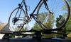Vehicle Rooftop Frame-Mount Universal Bicycle Carrier