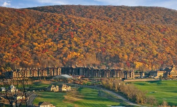 Grand Cascades Lodge - Hamburg, NJ: Stay at Grand Cascades Lodge in Hamburg, NJ, with Dates into December