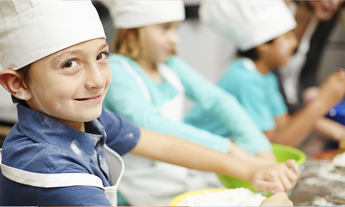 Young Chef's Academy - ATL - Acworth-Kennesaw: Thanksgiving Cooking Workshop One or Two on November 24 at Young Chefs Academy (Up to 52% Off)
