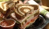 Camille's Sidewalk Cafe At KingsPointe Village - Camille's Sidewalk Cafe at KingsPointe Village: Made-to-Order American Café Food or $25 Gift Card at Camille's Sidewalk Café (Up to 44% Off)