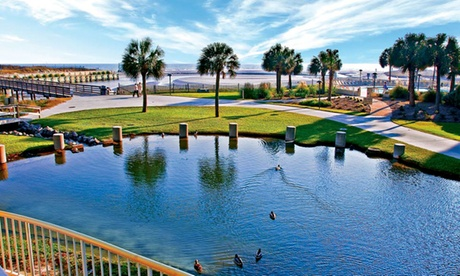 Stay at Ocean Creek Resort in Myrtle Beach, SC, with Dates into September (Getaways City Getaways) photo