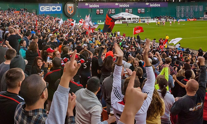 D.C. United - RFK Stadium: D.C. United vs. Queretaro F.C. – CCL Quarterfinal Soccer Match on March 1 at 8 p.m.