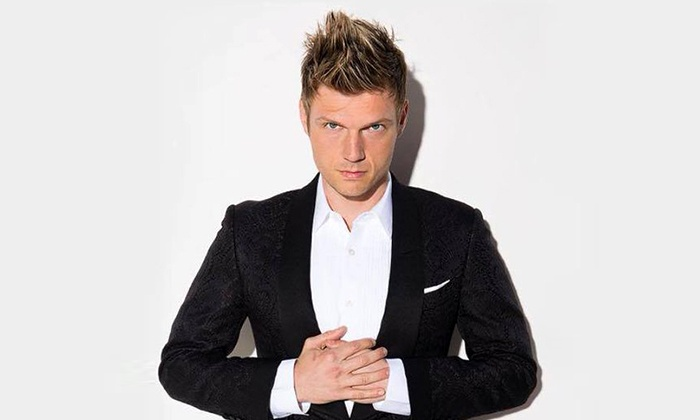 Nick Carter - Uptown Theater: Nick Carter on March 23 at 8 p.m.