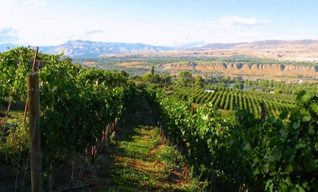 Wine Getaway in Columbia River Valley