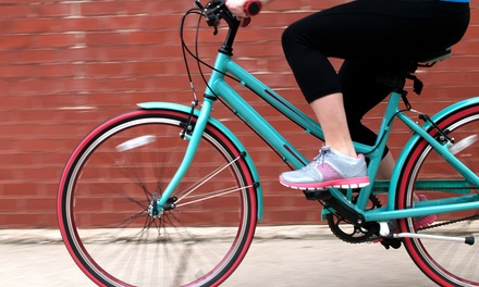 Tune-Up for One Bike or Tune-Up for Two Bikes with Pickup and Drop-Off at Handy Bikes (Up to 55% Off)