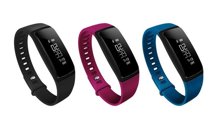 Veryfit smartband review with heart rate and sleep tracker ...