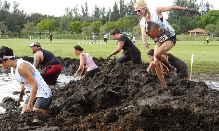 Eye Mud Run - Belleview: $40 for Entry in a 5K Mud Run for One Adult from Eye Mud Run ($80 Value)
