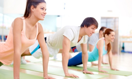5 or 10 Small-Group Training Sessions at LEVEL Fitness at the Arena (Up to 84% Off)