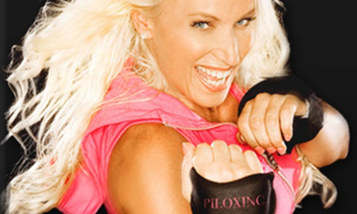 Piloxing with Liza Jaine - Rivermont: 5 or 10 Piloxing Classes at Piloxing with Liza Jaine in Alpharetta (Up to 70% Off)