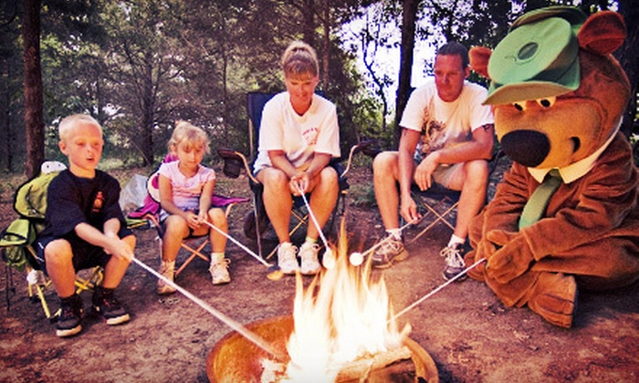 Jellystone Park at Lake Monroe - Smithville-Sanders: $49 for Two Nights of Camping with Water, Electric, and Sewer Hookups at Jellystone Park at Lake Monroe ($106 Value)