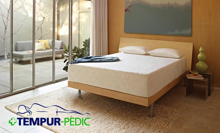 Last Opportunity To Buy: Tempur-Pedic Weightless Supreme Mattress. Free White Glove Delivery. 10-Year Limited Warranty.