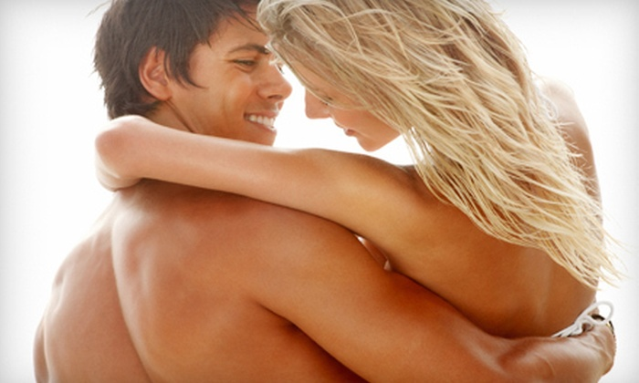 California Sun - Multiple Locations: One Month of Unlimited UV Tanning or Three or Six Spray Tans at California Sun (Up to 83% Off)